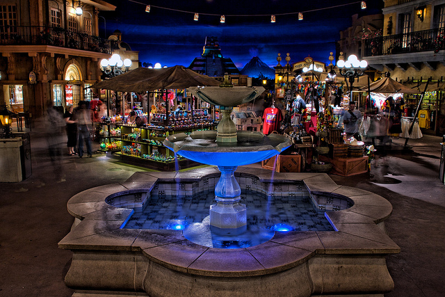 Top Five locations in EPCOT to wait out a Zombie Apocalypse! (2/3)