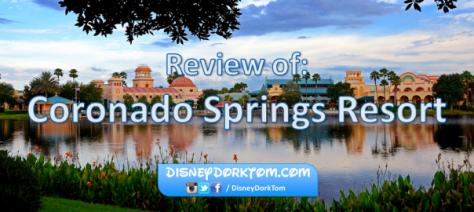 coronado springs review