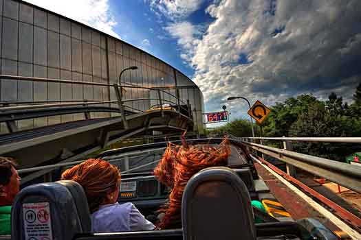 Top Five locations in EPCOT to wait out a Zombie Apocalypse! (3/3)