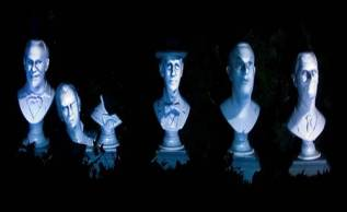 haunted five busts